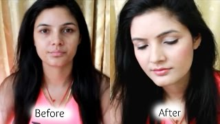 How to apply foundation and concealer | indian skin tone | acne coverage foundation routine
