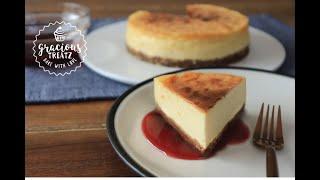 How to Make Easy Classic New York Cheesecake
