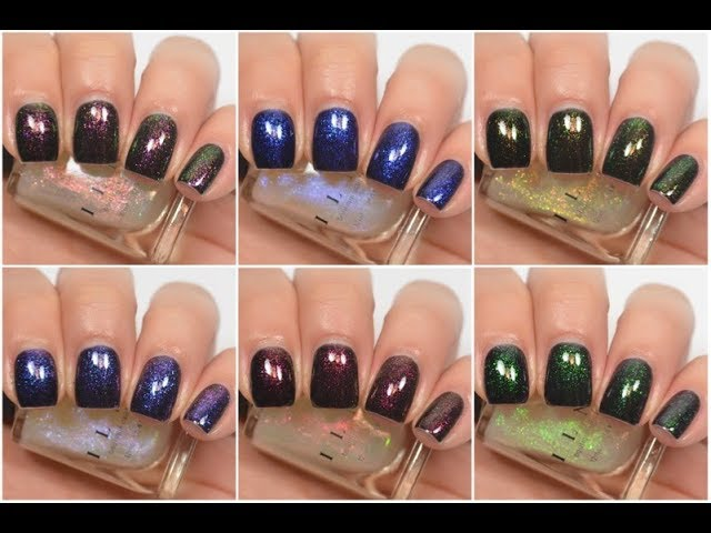 Top 10 Best Iridescent Nail Polish Colors of 2018 | Heavy.com