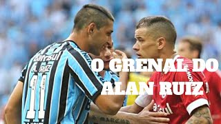 GRÊMIO 4 X 1 INTER O GRENAL DO ALAN RUIZ