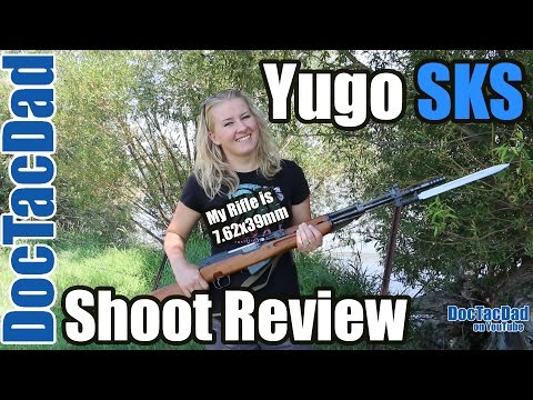 Yugo SKS M59/66A1 - Shoot Review - with DocTacMom