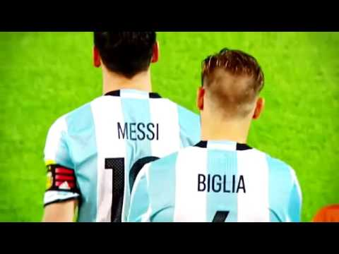 Danza kuduro (Messi)