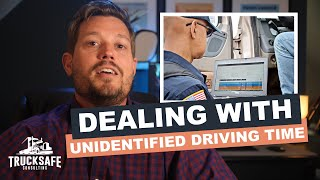 Dealing with Unidentified Driving Time