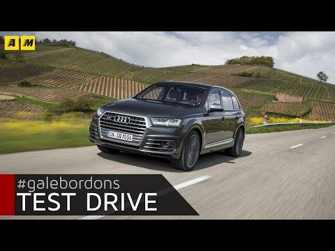 Audi SQ7 | Test drive rock da 435 cavalli! [ENGLISH SUB]