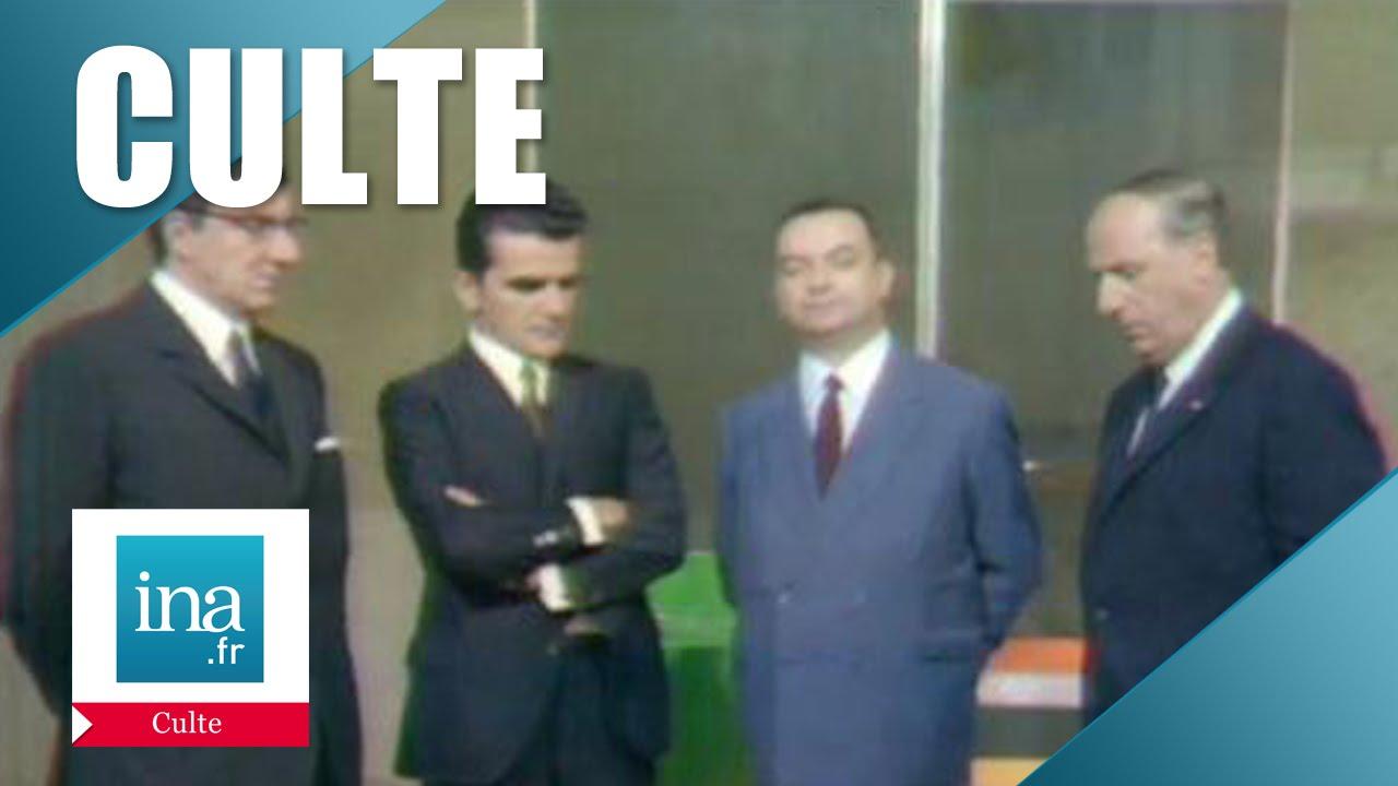 culte les 1eres images de la television couleur en france le 01 10 1967 archive ina