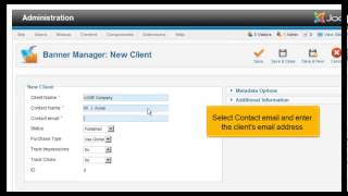 How to manage Banners in Joomla 2.5(, 2013-02-10T04:51:49.000Z)