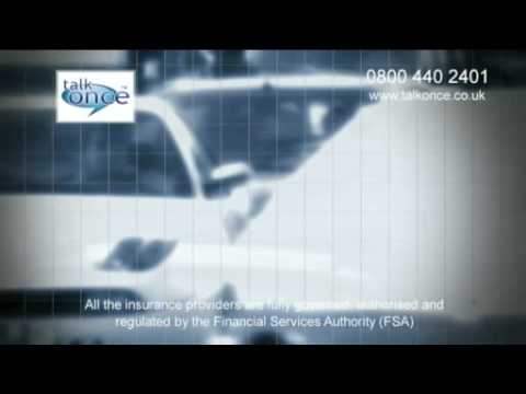 Car Insurance Bromsgrove 0800 440 2401 talkonce.co.uk