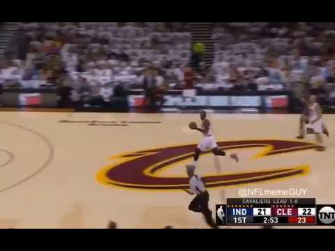 Lebron James does biggest Travel of all time and There is no Call