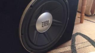 JBL GTO 1514 & Yamaha RX-V359 Resimi