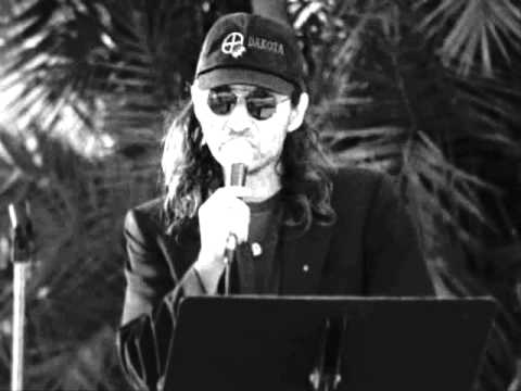 John Trudell - Mining of Human Spirit (audio) - 2001