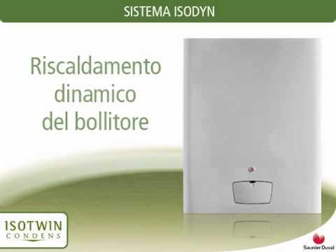 caldaia a condensazione isotwin condens wmv youtube. Black Bedroom Furniture Sets. Home Design Ideas