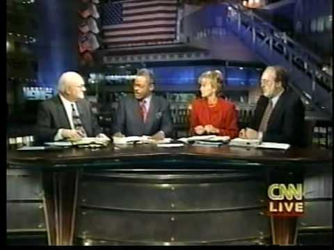 1996 US Election Coverage CNN Part 1