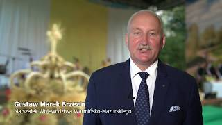 Warmińsko-Mazurskie Dożynki Wojewódzkie 2019