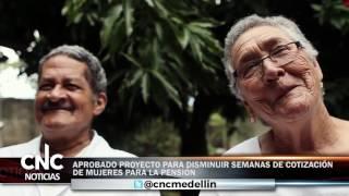 8  APROBADO PROYECTO PARA DISMINUIR SEMANAS DE COTIZACIÓN DE MUJERES PARA LA PENSIÓN