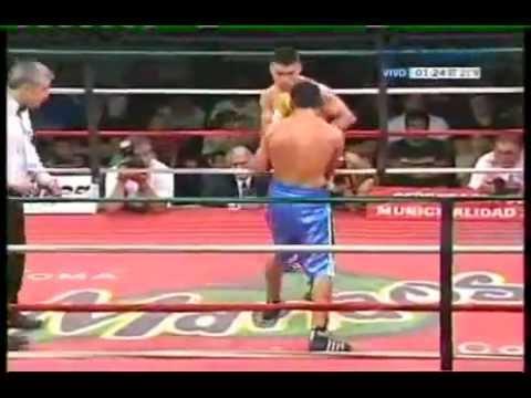 "Héctor Alfredo ""Bam Bam"" Benítez vs. Federico Hernán ""El Chino"" López"