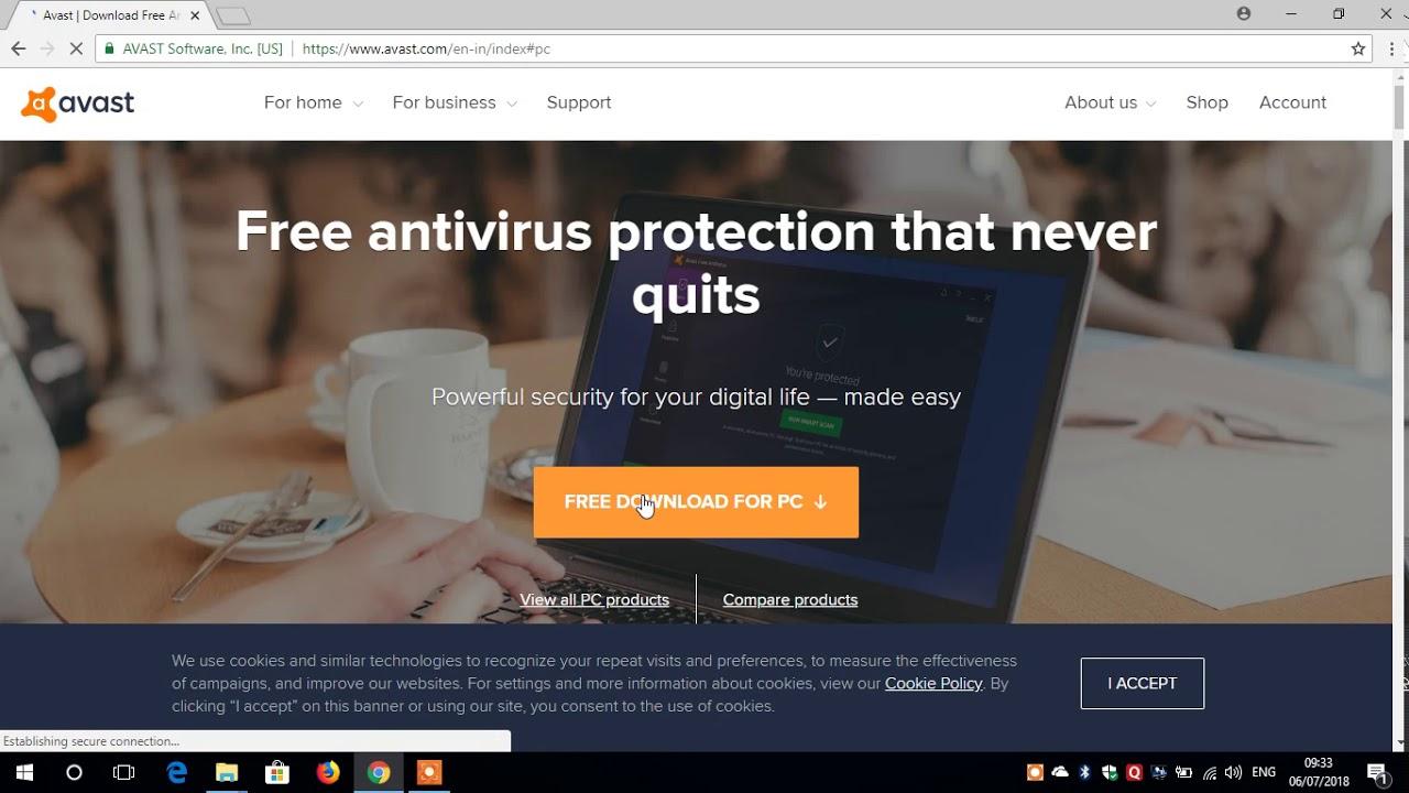 download avast antivirus version 9