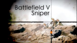 Battlefield 5 - Gunna - Sniping Gameplay (Battlefield V)