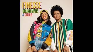 Bruno Mars - Finesse (Remix) (feat. Cardi B) (Super Clean)