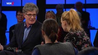 Kölner Treff mit Judith Holofernes, Roger Willemsen, Mario Barth, Arne Dahl... (21.03.2014)