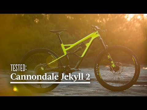 Tested: Cannondale Jekyll 2, 2017