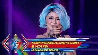Trio Cantik! Tasya Rosmala, Jenita Janet & Vita KDI [SEBELAS DUABELAS] - Kilau Raya MNCTV 27 (20/10)