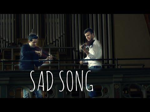 Sad Song from SpongeBob - Violin Duet by Levent & Bernie