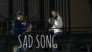 "Download lagu ""Sad Song"" from SpongeBob - Violin Duet by Levent & Bernie"