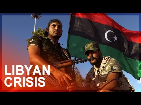 Origins of the Libyan civil war