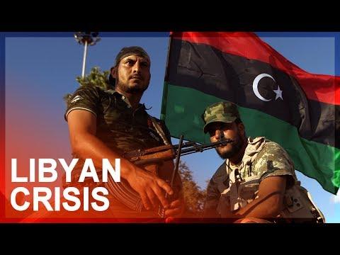 Origins of the Libyan civil war