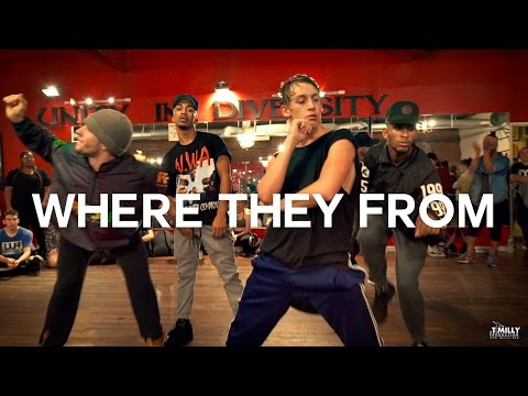 Thumbnail: Missy Elliott - WTF (Where They From) @_TriciaMiranda Choreography - Filmed by @TimMilgram