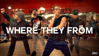 Missy Elliott - WTF (Where They From) @_TriciaMiranda Choreography - Filmed by @TimMilgram thumbnail
