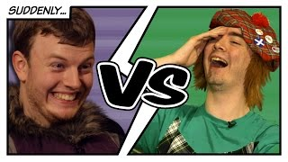 Come Out and Face your DOOM! The Wolf vs The Scotsman (SEMI FINAL)