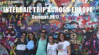 Gopro Hero 4   Crazy Interrail Trip around Europe