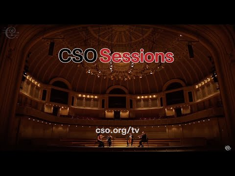 Welcome To CSO Sessions, A Streaming Series Starting Oct. 1