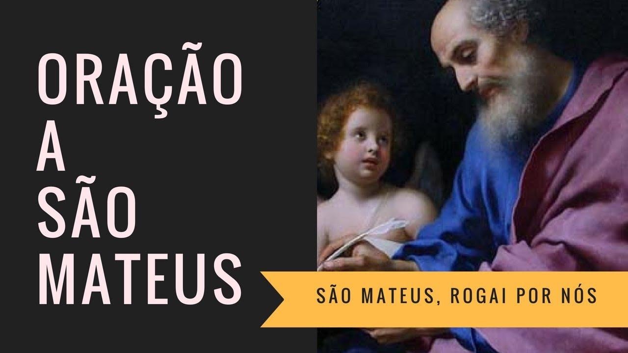 Resultado de imagem para Oração a Sao Mateus Apostolo