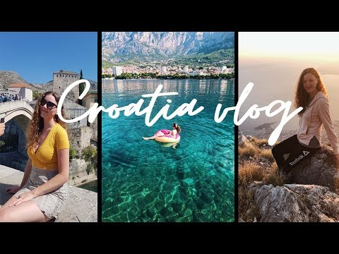 CROATIA TRAVEL VLOG 2018