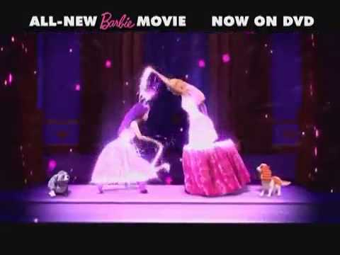 BARBIE™  THE PRINCESS AND THE POPSTAR Dvd  On Sale Now  commercial