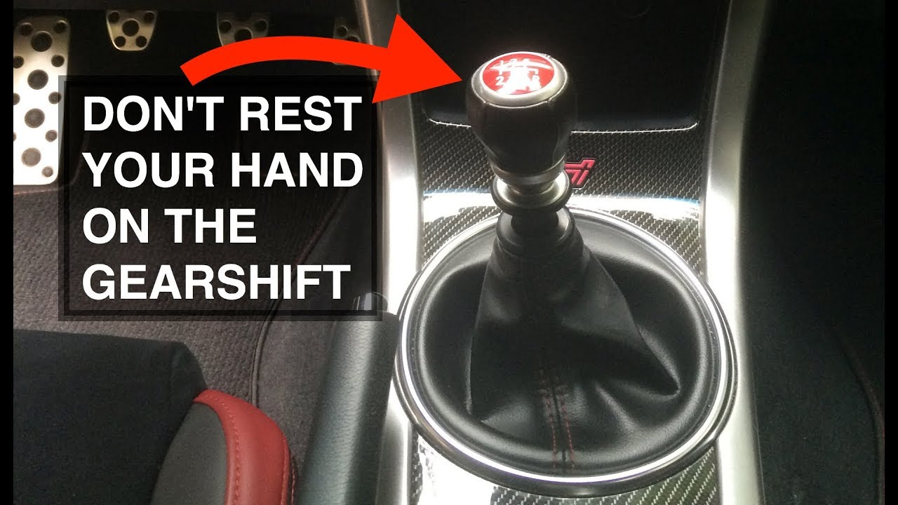 5 things you should never do in a manual transmission vehicle [ 1280 x 720 Pixel ]