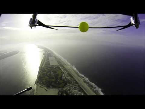 Max Distance Lost Signal Turbo Ace X830 QUAD Test GoPro Aerial Auto Home Pilot