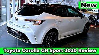 New toyota corolla gr sport 2020 review interior exterior