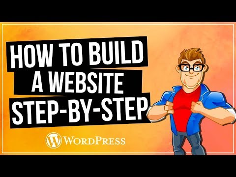 How To Build A Professional Website From Scratch With Wordpress 2017