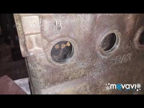 Кап ремонт двигателя ваз 2105 ч.2.