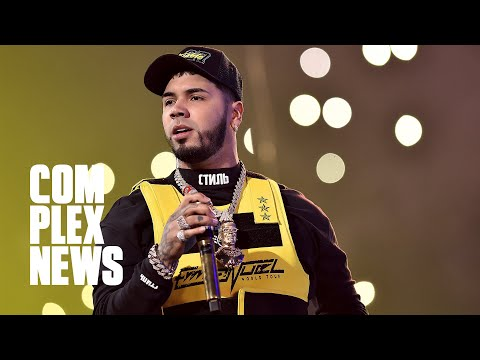 Anuel AA Talks Upcoming  Taking His Sound Back to the Streets and Bad Bunny Controversy