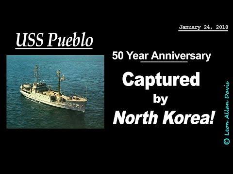 The Strange USS Pueblo Incident