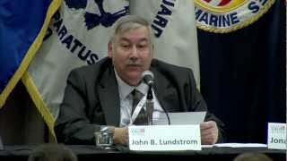 "John B. Lundstrom | ""The Battle for the Coral Sea"""
