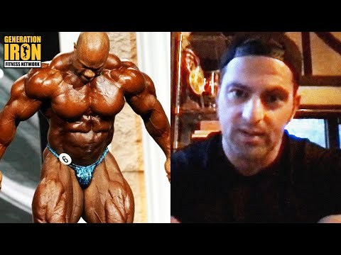 Arash Rahbar: Every Single Mr. Olympia Had Stomach Issues At The End Of Their Reign