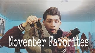My November Favorites! Hair Products| Accessories & More|