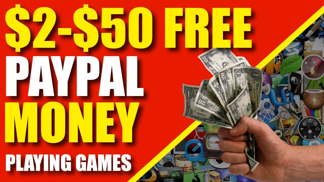 Play Games For Paypal Money