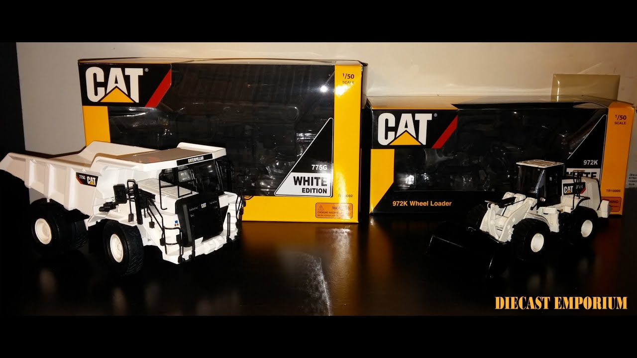 Ton60001-01 caterpillar d6r white color with the ripper