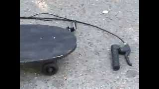 HOW TO MAKE A CHEAP ELECTRIC SKATEBOARD FOR $35